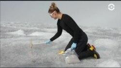 Уровень мирового океана стремительно поднимается