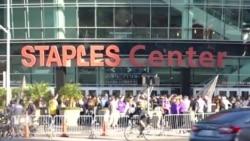 20.000 fans rendent hommage à Kobe Bryant et sa fille Gianna