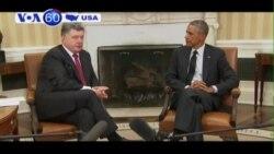 TT Obama tái khẳng định sự ủng hộ đối với Ukraine