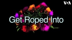 «Английский за минуту»: get roped into