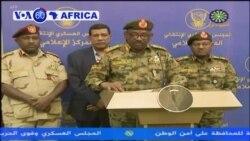 Ingabo z'Igihugu cya Sudani Ejo kuwa kane Zaburijemo Coup d'Etat