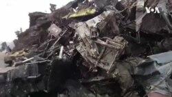 台灣軍方一架美製黑鷹直升機失事造成8人遇難