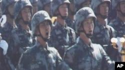 外界一直擔憂中國軍力不斷對外擴張。