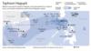 Bão Hugupit yếu dần thành bão nhiệt đới