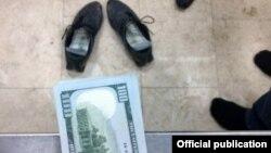 Rusiya vətəndaşlarının üzərində 120 min ABŞ dolları aşkar olunub