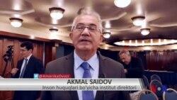 Stiv Sverdlov: O'zbekiston hukumati tanqidlarni ko'tara olishini namoyish etmoqda