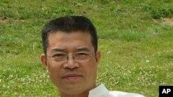 中國知名民主人士、貴州人權研討會召集人陳西(資料圖片)