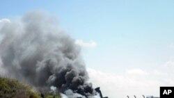 Ethiopian Military Plane Crash Lands at Mogadishu Airport