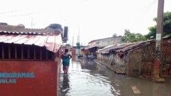 Chuvas denunciam problemas de Luanda