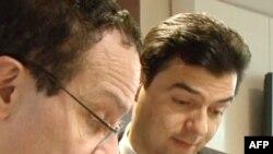Kryebashkiaku Basha takohet me kryetarin e bashkisë së Uashingtonit
