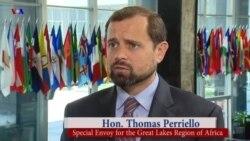 Thomas Perriello Intumwa Idasanzwe Ya Reta Zunze Uumwe Za Amerika
