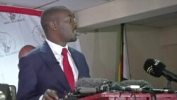 Zimbabwe Opposition Leader Laments Parentless Country