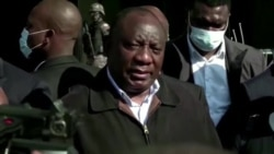 Ramaphosa Says State Security Agents Have Identified Suspected Instigators of Violence
