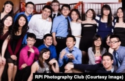 美国纽约州特洛伊(Troy)的伦斯勒理工学员(Rensselaer Polytechnic Institute)的华裔美国学生会