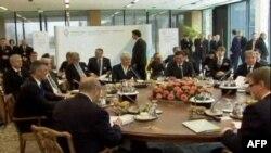 Takim i vendeve të Ballkanit që synojnë integrimin në Bashkimin Evropian