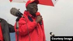 Tsvangirai kuGweru