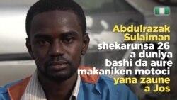 Mu 'Yan Najeriya: Abdulrazak Sulaiman