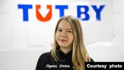 Саша Пушкина, менеджер Zerkalo.io