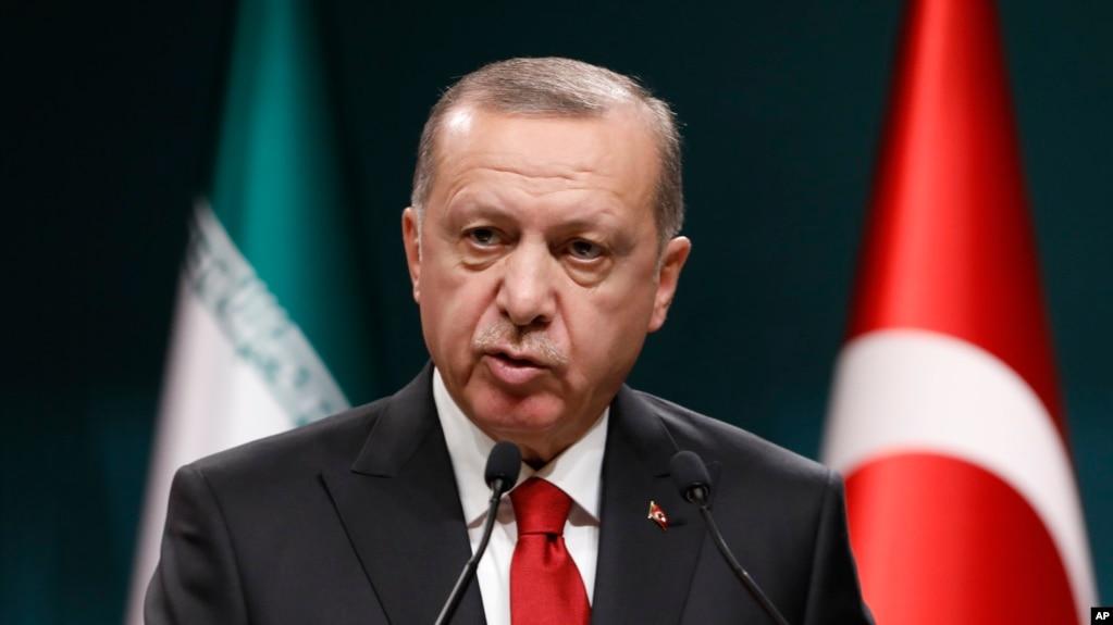 Erdoğan: 'YPG'ye Koruma Gücü Tahsisi Söz Konusu Olamaz'( 17Şubat 2019 )