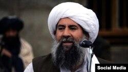 د طالبانو د جلا شوي ډلې مرستیال ملا عبدالمنان نیازی