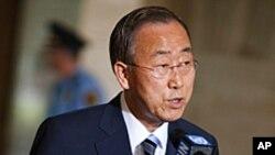 اقوام متحدہ کو شام کی صورتحال پر تشویش