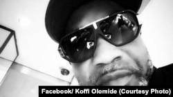 La star de la rumba congolaise Koffi Olomide.