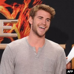 Actor Liam Hemsworth plays Gale Hawthorne in 'The Hunger Game'