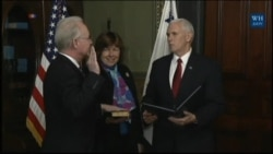 Tom Price Sworn in as Health and Human Services Secretary