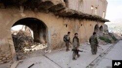 Sincar - PKK militantları