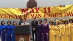 Ngày nhân quyền VN và 'cơ hội' trong chuyến thăm của tổng thống Mỹ