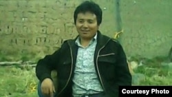 Gudrup, a writer and poet who self immolated in in Dreru, Tibet - part of the area China has designated the Tibet Autonomous Region, October 4, 2012.