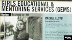 Rachel Lloyd: Djevojke nisu za prodaju