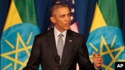 Ethiopia Obama Africa