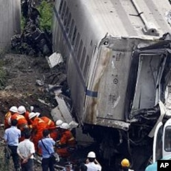 中國宣佈鐵路檢查企圖平息公憤