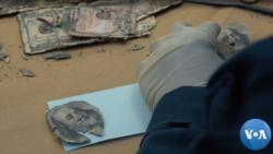 [구석구석 미국 이야기 오디오] 조폐인쇄국의 훼손 지폐 복원...LA 파티의 '인기 스타' 꼬마 염소들