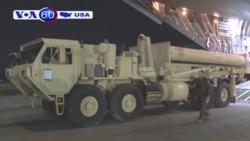 Radar của Mỹ ở Hàn Quốc khiến Bắc Kinh lo lắng(VOA60)