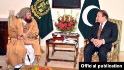 مولانا سمیع الحق کی منگل کو اسلام آباد میں وزیراعظم نواز شریف سے ملاقات