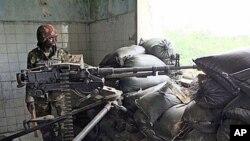 非盟维持和平部队在摩加迪沙冲突中加强防备