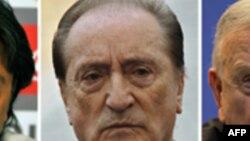 Eugenio Figueredo, ex-président de la Confédération sud-américaine de football et vice-président de la Fifa