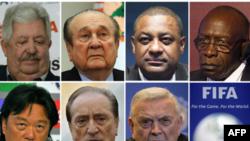 តារាងនៃបុគ្គលដែលពាក់ព័ន្ធនឹងរឿងអាស្រូវក្នុងអង្គការបាល់ទាល់ FIFA