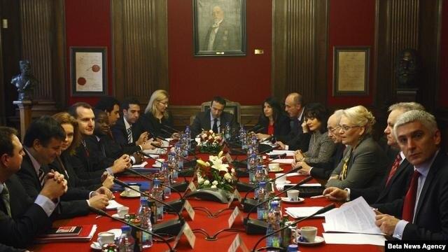 U Narodnoj banci Srbije počeli su razgovori Misije MMF-a i delegacije Srbije