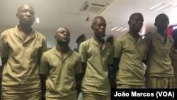 Kupapatas de Benguela absolvidos a 20 de Julho de 2018