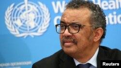 Tedros Adhanom Ghebreyesus, Dirjen Organisasi Kesehatan Dunia (WHO)