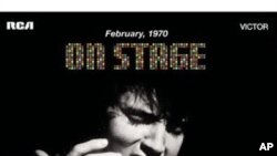 Landmark Concerts Sound Better Than Ever on 'Elvis Presley On Stage'