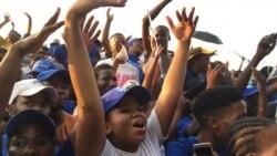 Kafunakali uSibusiso Moyo Wakwele Zimbabwe Ekuhlolisiseni Ukhetho eBotswana