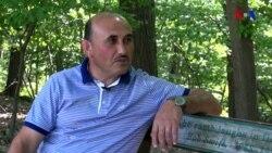 Ələddin Məmmədov - Mühacir həyatı