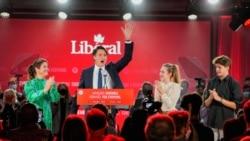 加拿大大選結果顯示執政黨繼續維持少數派執政