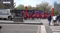 Diyarbakır'da 1 Mayıs'ta Açlık Grevi Gerginliği