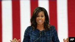 خاتون اول مشیل اوباما (فائل فوٹو)