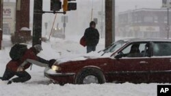 یورپ:شدید سردی سے ذرائع آمدورفت بری طرح متاثر